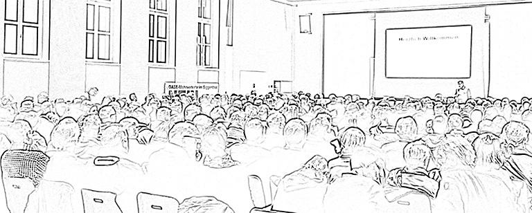 Versammlung im Siggenthal